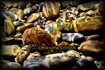 High def desktop background of Microsoft's new 2012 logo