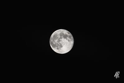 Super Moon 2013 Background.